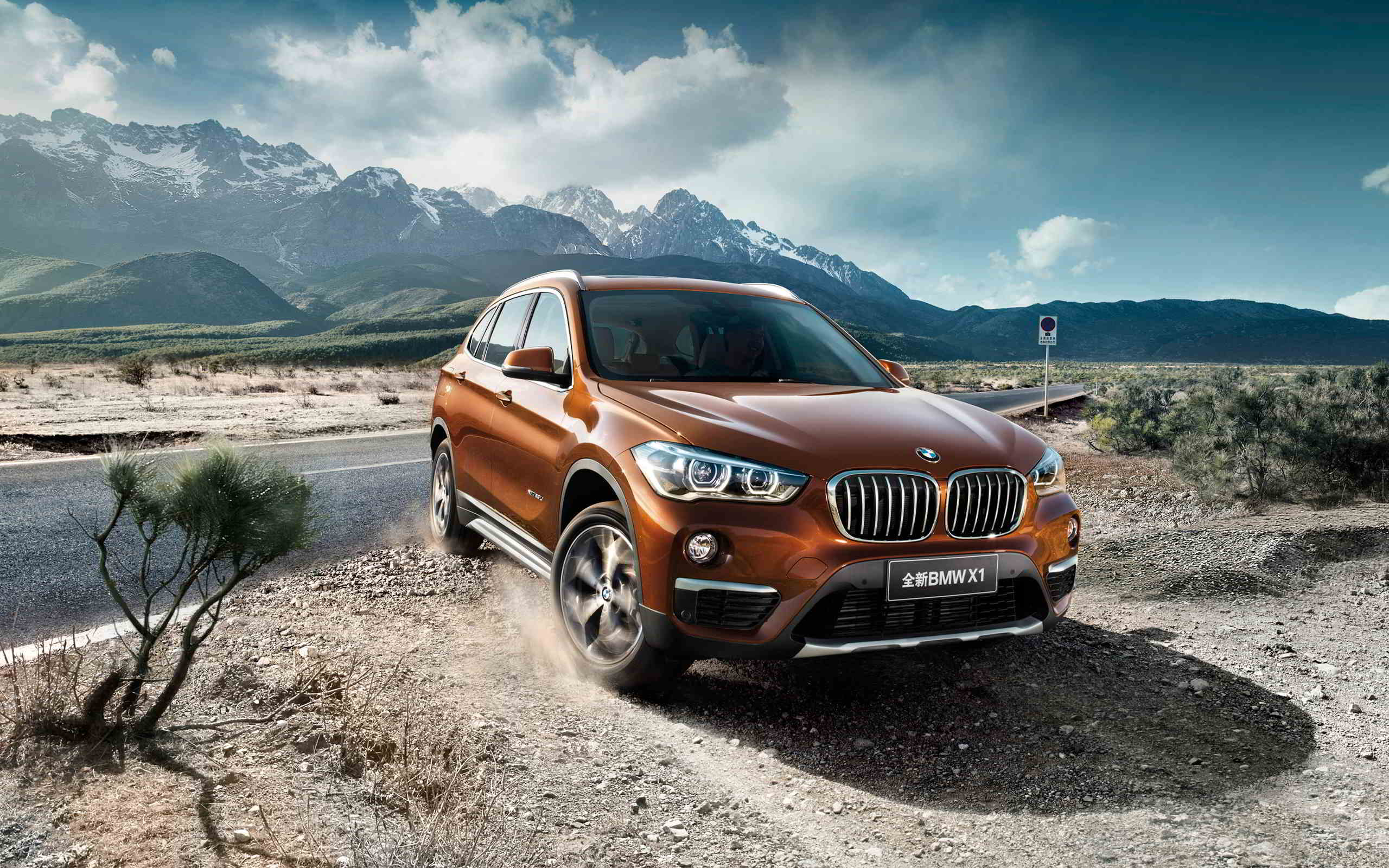 bmw x1 wallpaper