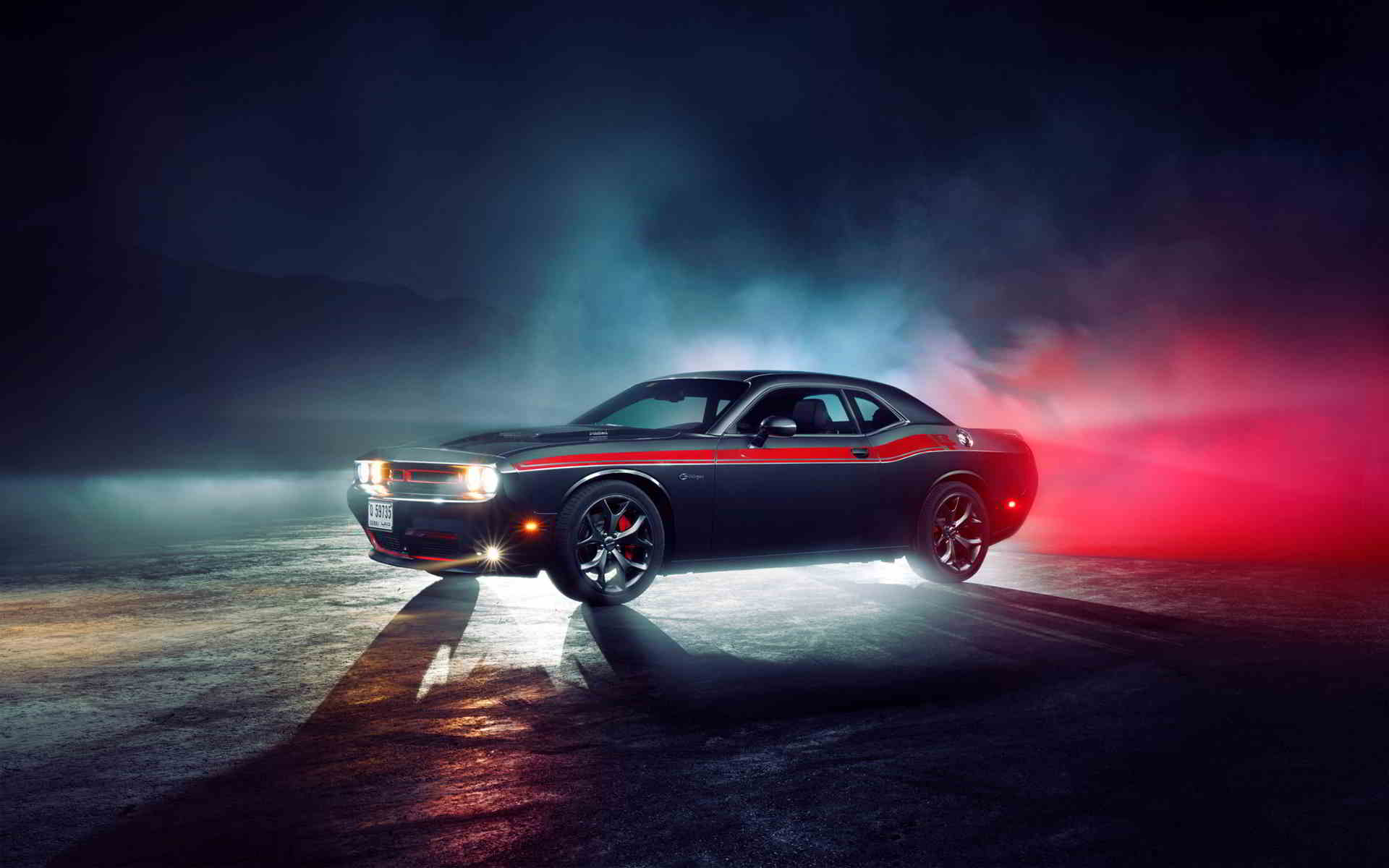 dodge challenger cool car wallpapers
