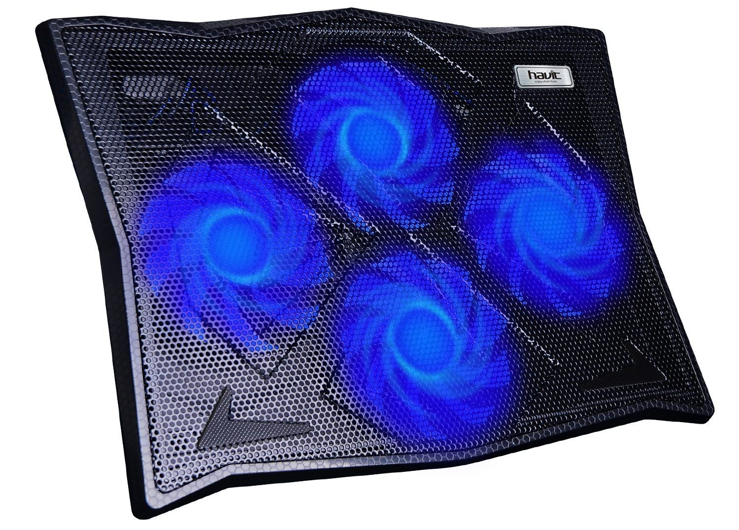 HAVIT HV-F2063A Laptop Cooling Pad with 4 fans